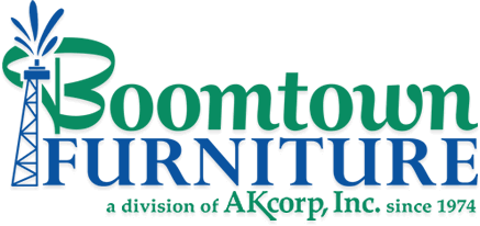 Boomtown Furniture Logo